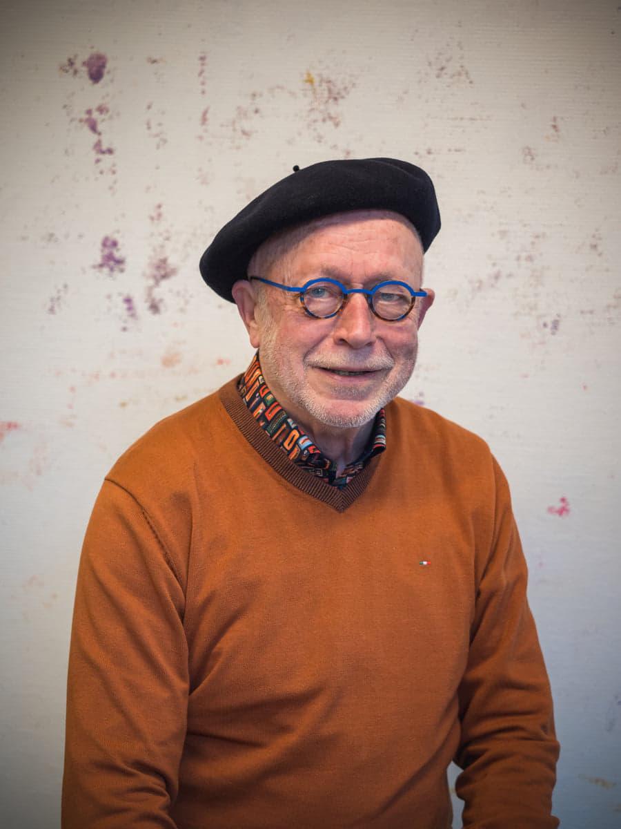 Kunstenaar en verbinder - Hans van Deuren